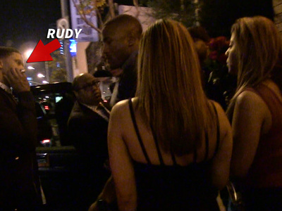 NBA's Rudy Gay -- Pulls Hot Chicks from Club ... After Game-Winning Shot
