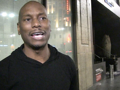 Tyrese Gibson -- Sings about 'Change' in the Oscar World