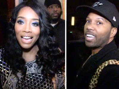 'Love & Hip Hop NY' Stars -- Pre-Prison Parties Are All The Rage
