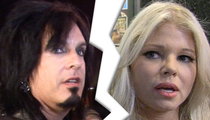 Nikki Sixx -- My Famous Ex Wins Big ... If I Make $10 Million!!
