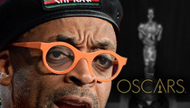 Spike Lee -- I'm Skipping 'Lilly White' Oscars ... in Honor of Dr. Martin Luther King Jr.