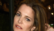 Supermodel Stephanie Seymour -- Backs That Thing Up ... Gets Busted for DUI
