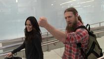 Brie Bella & Daniel Bryan -- Do We Wrestle Naked? Maybe. (VIDEO)