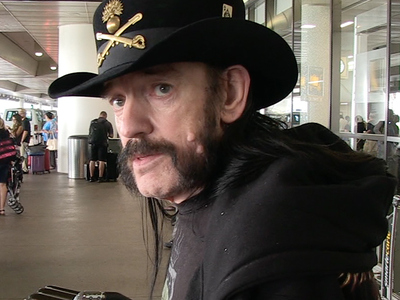 Motorhead's Lemmy -- Cause of Death ... Prostate Cancer