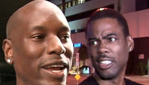 Tyrese to Chris Rock -- Walk Away Now ... Hosting Oscars Will Be a Disaster