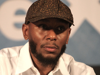 Mos Def -- No More Parties in South Africa ... Charged in Immigration Bust
