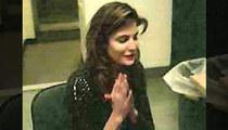 Stephanie Seymour DUI -- Mug Shot More Like a Supermodel Candid (PHOTO)