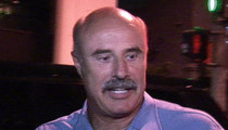 Dr. Phil Sued -- Ex-Employee Claims False Imprisonment in Staff Meeting