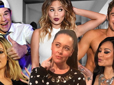 TMZ Staff Picks -- Which Star Would You Want for a Roommate?