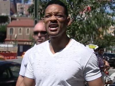 Will Smith -- I'm With Jada ... No Oscars for Me! (VIDEO)