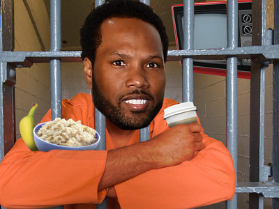 Mendeecees Harris -- Cut Off From 'Love & Hip Hop: NY' Viewing In Prison