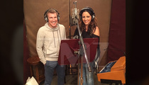 Todd Chrisley -- Sara Evans Showing Me the Ropes for Live Country Debut