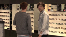 Louis Tomlinson -- Hands-On Daddy Jetted to L.A. for Birth (VIDEO)