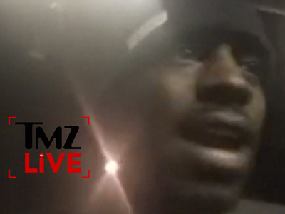 Young Dro -- 'Drug' Bust NOT So Gangsta (TMZ LIVE VIDEO)