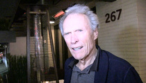 Clint Eastwood -- Hey Oscar Protesters ... Most People Don't Win