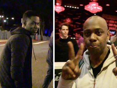 Chris Rock -- Mum on Backing Down as Host (VIDEO)