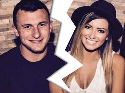 Johnny Manziel -- Signs Point to Breakup