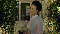 Draya Michele -- I'm Back with NFL Star ... 'We Worked It Out'