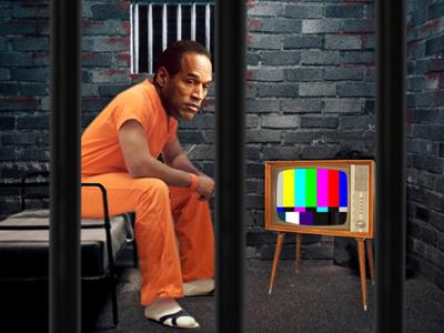 O.J. Simpson -- Damn! I'm Gonna Miss Cuba Gooding Playing Me on TV