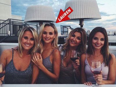 'Bachelor' Contestant Lauren B. -- Engagement Ring On ... Winner Winner?