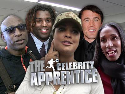 Muhammad Ali's Daughter -- I'm Gonna Be Arnold's Apprentice!