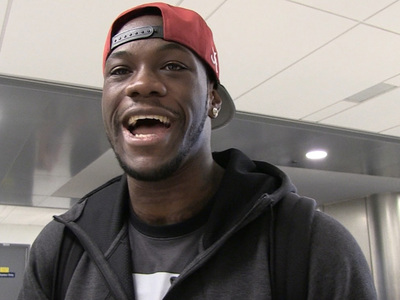 Deontay Wilder -- I'll Train Clippers Equipment Guy ... Let's Fight Back!