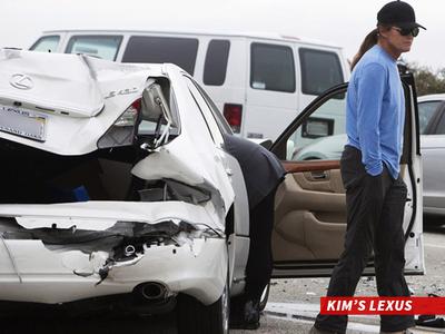 Caitlyn Jenner -- Settles Car Crash Lawsuit