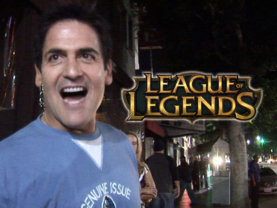 Mark Cuban -- Gunning to Start 'League of Legends' Team