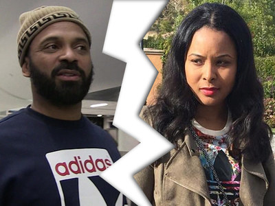 Mike Epps -- No Funny Business ... DIVORCE!!!