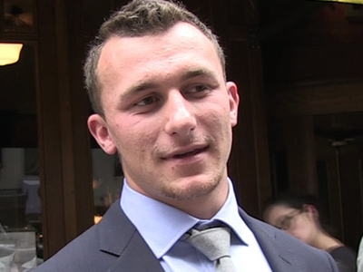 Johnny Manziel -- Cops Called For Altercation With Female