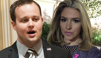 Josh Duggar -- I'm Not Letting That Porn Star Drop Her Case
