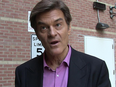 Dr. Oz Sued -- You Pushed a BS Diet Supplement