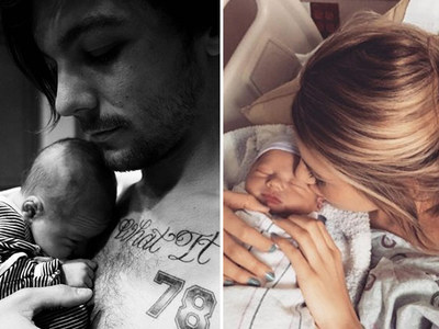 Louis Tomlinson -- No DNA Test Needed ... Positive Freddie's His Son
