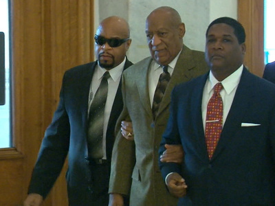 Bill Cosby -- Dressed to Win Dismissal of Sexual Assault Case