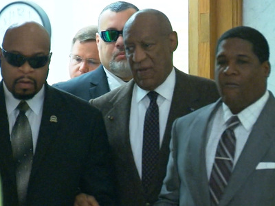 Bill Cosby -- Arrives for Day 2 of Fighting for Dismissal (VIDEO)