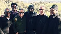 Jim Kelly -- Reunites with Bills Greats ... For Napa Wine Date (PICS)