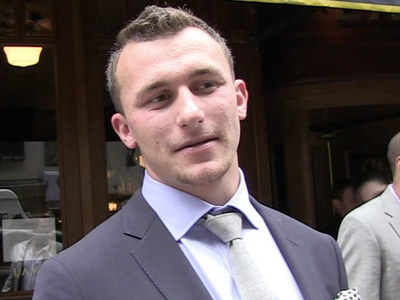 Johnny Manziel -- I Did NOT Hit My Girlfriend or Threaten Suicide