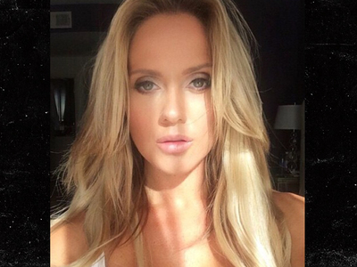 Playboy Model Katie May -- Suffers Stroke ... In Critical Condition