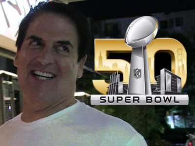 Mark Cuban -- My Super Bowl 50 Party ... Red Hot Chili Peppers and Bacon Cones