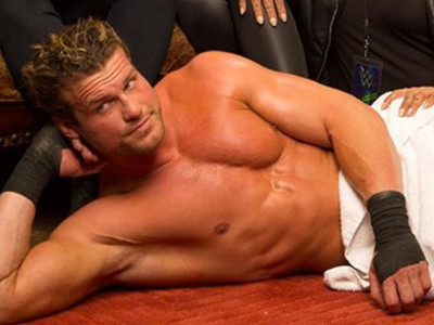 Throwdown Thursday with Dolph Ziggler -- See WWE Star's Raw Photos