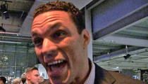 Tony Gonzalez -- Jock Blocks Travis Kelce Dating Show ... 'Doesn't He Have A Girlfriend?'