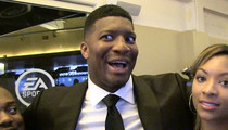 Jameis Winston -- I'm Ready to Model ... I Just Gotta Drop a Few Pounds (VIDEO)