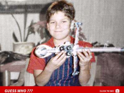 Guess Who This Star Wars Fan Turned Into!