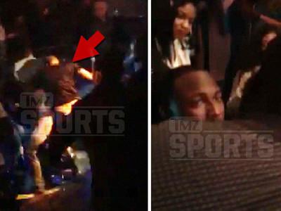 LeSean McCoy -- The Brutal Bar Fight Video