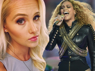 Beyonce-Bashing News Anchor -- I'm Not Racist Or Afraid of the Crazed Beyhive