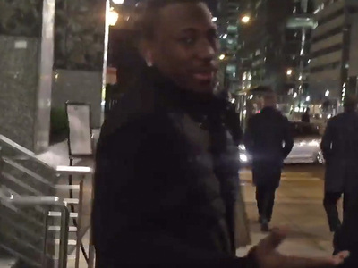 LeSean McCoy -- Breaks Silence After Bar Fight (Video)