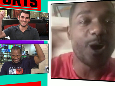 USA's Justin Gatlin -- I'M GOING TO BEAT USAIN BOLT ... Period. (VIDEO)