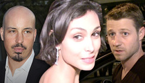 Morena Baccarin Divorce -- I'm Too Pregnant to Get Grilled by Lawyers