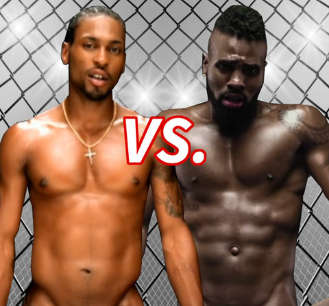 Shirtless showdown! D'Angelo (26 then , 42 now) vs. Jason Derulo (26)