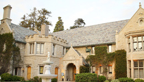 Playboy Mansion -- Last Grammy Dance in the Grotto?